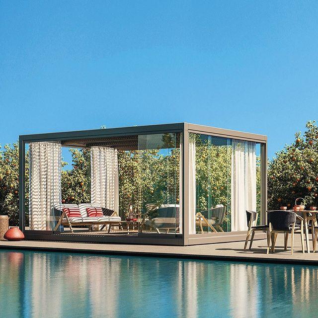 Уличная мебель Ethimo. Мебель для отелей, ресторанов, частных садов.