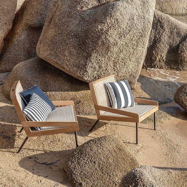 Уличная мебель Ethimo. Мебель для уличного использования